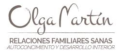 Olga Martín. Autoconocimiento y Desarrollo Interior. Relaciones Familiares Sanas.